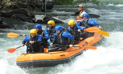 Bali Rafting and Sunset Tour