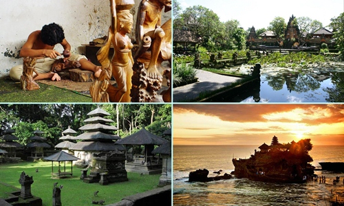 Bali Full Day Tour Bali Best Activities Bali One Day Tour Trips