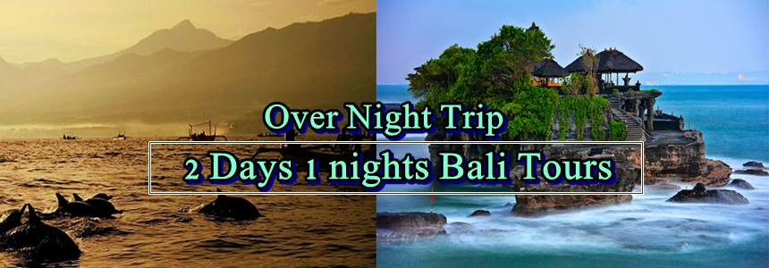 2 Days 1 Night Tours in Bali