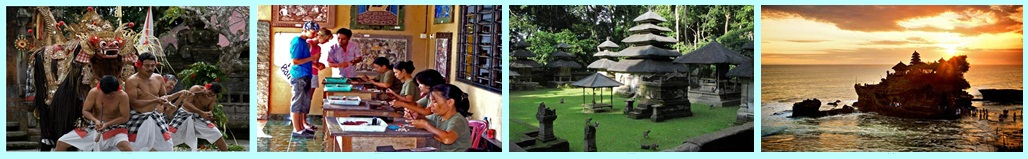 Ubud and Tanah Lot Tours