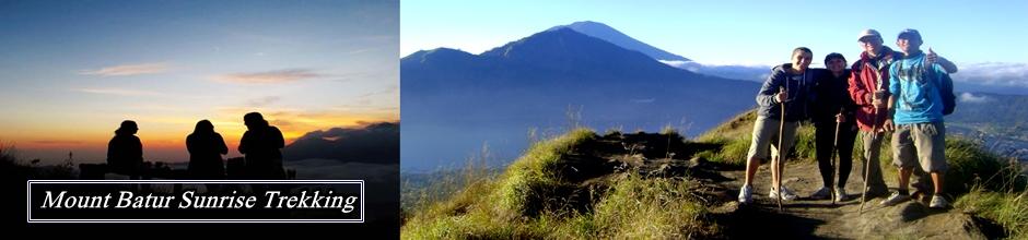 Mount Batur Sunrise Trekking Packages
