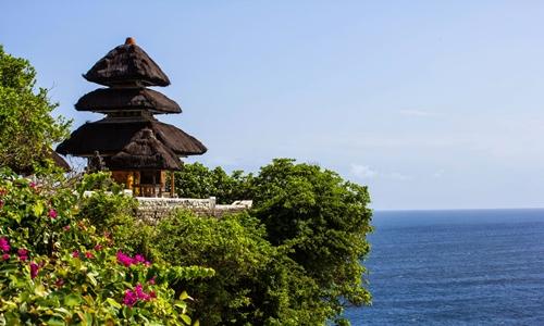 Bali Zoo and Uluwatu Temple Tour