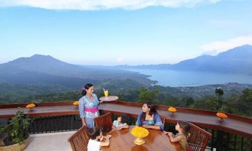 Penglipuran Village and Kintamani Volcano Tour