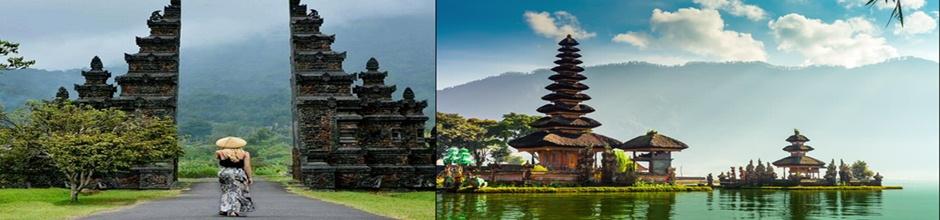Bali Handara Heaven Gate Tour