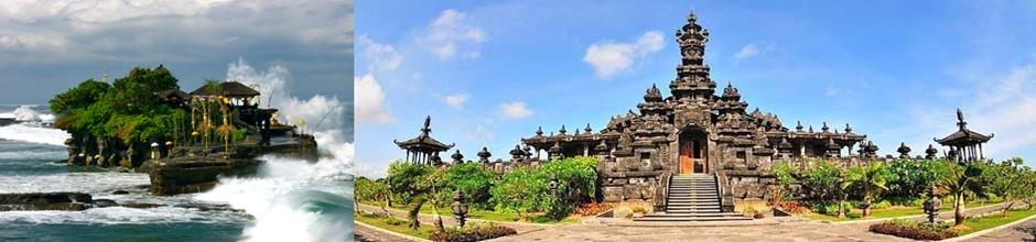 Denpasar and Tanah Lot Temple Tours