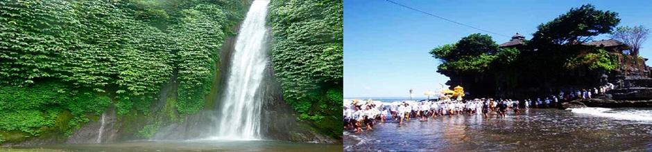Munduk Trekking and Tanah Lot Tour