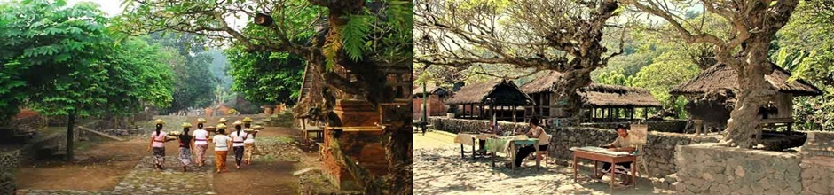 Tenganan Traditional Village