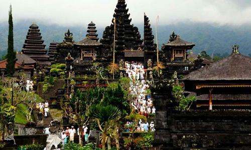 Bali Rafting and Besakih Tours
