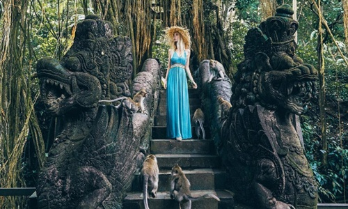 Ubud Monkey Forest Tours
