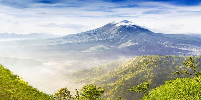 Kintamani Volcano and Besakih Temple Tour