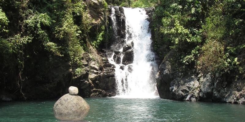 Sambangan Waterfall